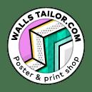 logo site walls tailor poster shop